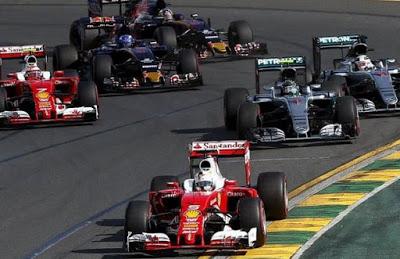 Jadwal F1 2016 Lengkap Siaran Langsung Global TV