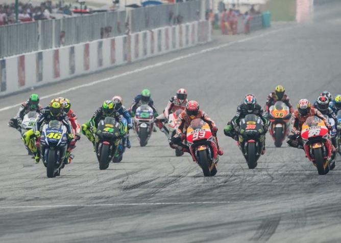 Jadwal MotoGP 2018